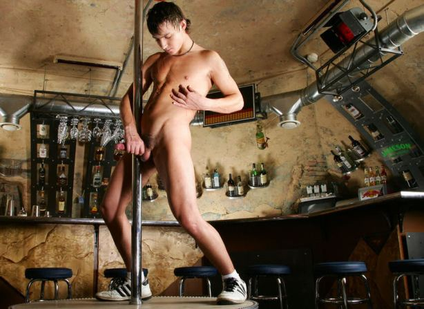Male Pole Dance